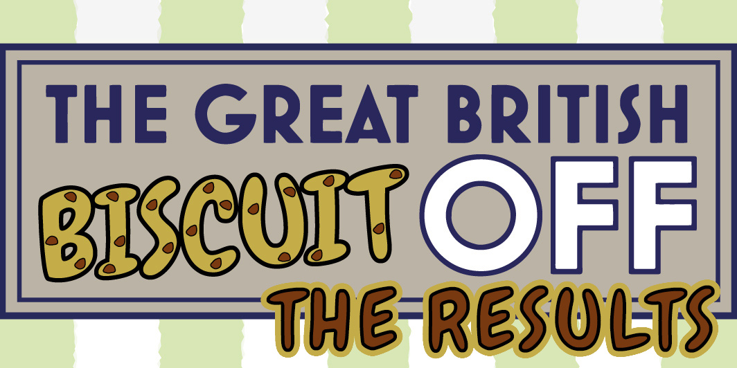 The Great British Biscuit Off: The Results!
